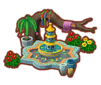 Exotic Fountain