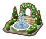 Elegant Fountain