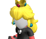 Peach's Crown