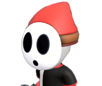 Shy Guy Mask