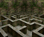 Game Well Maze