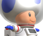 Astronaut Toad