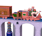 The Bowser Express