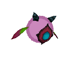 Eyeball Monster (Pink)