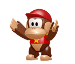 Mini Diddy Kong