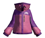 Berry Ski Jacket