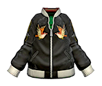 Birded Corduroy Jacket