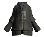 Dark Bomber Jacket