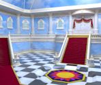 Peach's Castle Interior