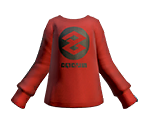 Red Cuttlegear LS