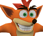 Crash Bandicoot Beta
