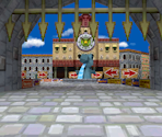 Early Delfino Square