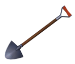 Tim's Shovel