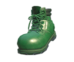 New-Leaf Leather Boots
