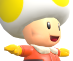 Toad (Snow Suit)