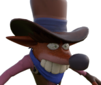 Fake Crash (Cowboy)