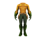 Aquaman's Hero Suit