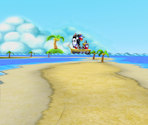 GBA Shy Guy Beach