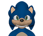 Sonic (Original Movie Design)
