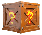 Iron Checkpoint Crate (Wooden)