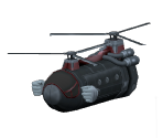 Bullet Bill Helicopter
