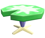 Lily-Pad Table