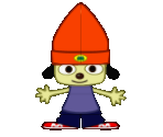 PaRappa (Very Low-Poly)