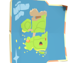 Greenhorn Islands Map