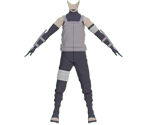 Anbu Black Ops Outfit (Top)