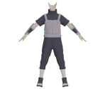 Anbu Outfit, Itachi Version (Top)