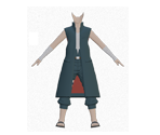 Iwabe Outfit (Ninja School Version)