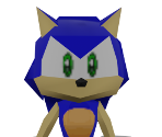 Sonic (Super Smash Bros. N64-Style)