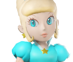 Rosalina (Early Concept Art)
