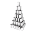 Toilet Roll Stack
