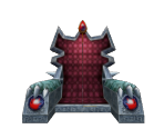 Bowser Throne