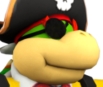 Bowser Jr. (Pirate)