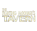 The Fighting McDonagh's Tavern Sign