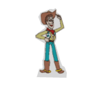Woody Standee