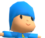 Pocoyo (Low-Poly)