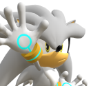 Silver the Hedgehog Trophy