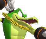 Vector the Crocodile Trophy