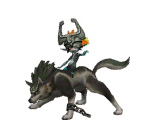 Wolf Link Trophy