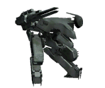 Metal Gear REX Trophy