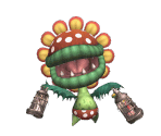Petey Piranha Trophy