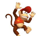 Diddy Kong (Original) Trophy