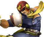 Captain Falcon (2) Trophy