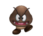 Giant Goomba Trophy