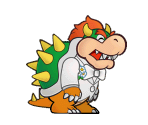 Wedding Bowser Trophy