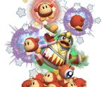Waddle Dee Army Trophy