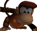 Diddy Kong (2) Trophy